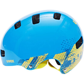 UVEX Kid 3 Casco Niños, blackout blue